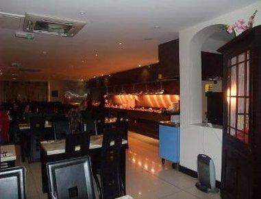 Ramada Crawley-Gatwick Ravintolat
