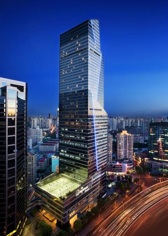Longemont Hotel Shanghai Außenansicht