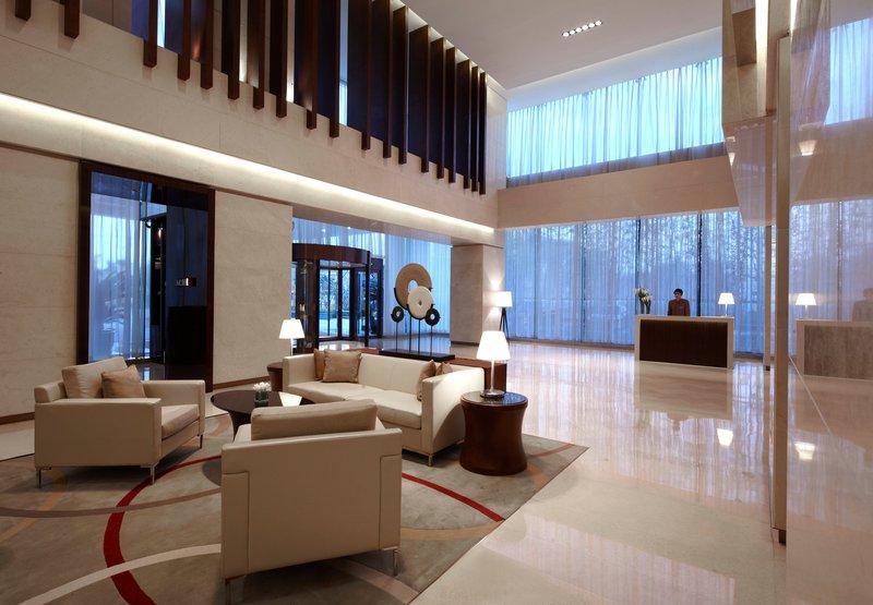 上海绿地万怡酒店 前厅