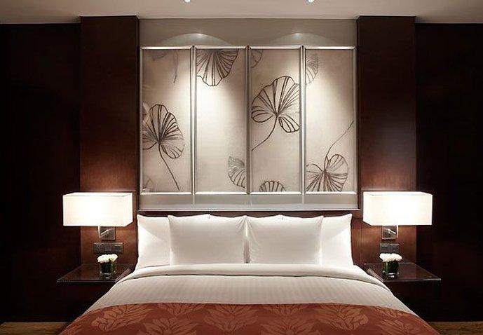 上海绿地万怡酒店 客房视图