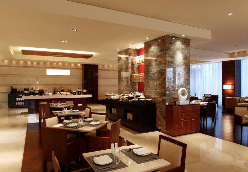 上海绿地万怡酒店 餐饮设施