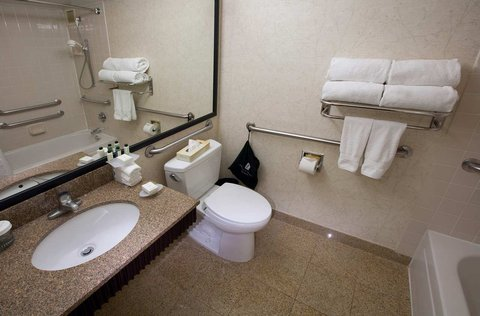 Embassy Suites Chicago - Downtown - Accessible Bath   Tub