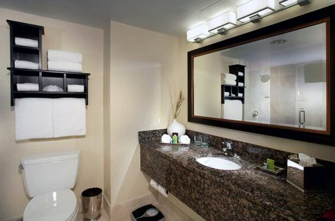 Embassy Suites Chicago - Downtown - Presidential Bathroom