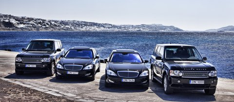Myconian Imperial Resort & Thalasso Spa Center - Limo Service