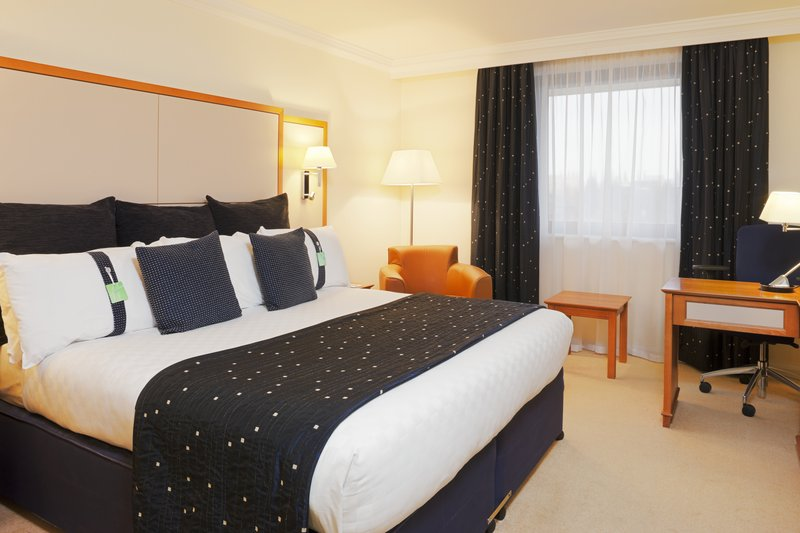 Holiday Inn Nottingham-Castle Marina Вид в номере