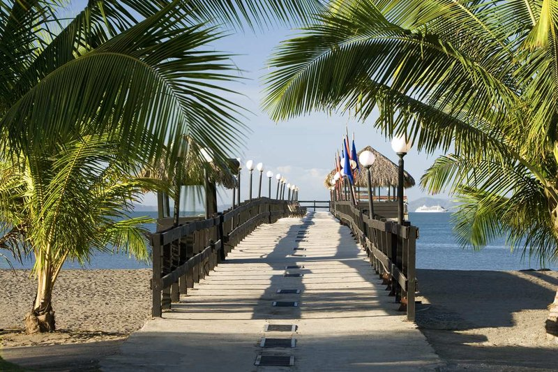 Doubletree Resort by Hilton Puntarenas Bar/salón