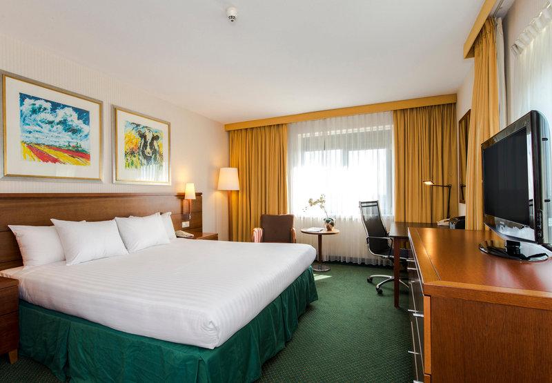 Courtyard Hotel Amsterdam Airport Odanın görünümü