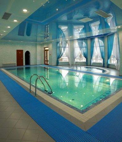 The Volgskaya Riviera - Pool