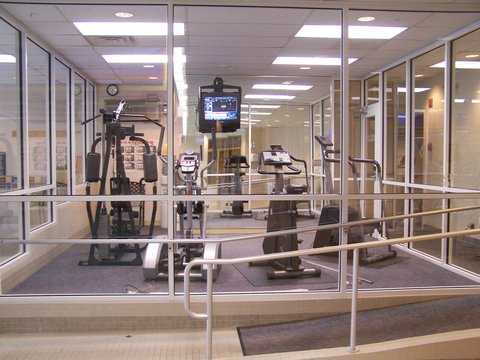 BEST WESTERN Vista Inn at the Airport - Exercise Room
