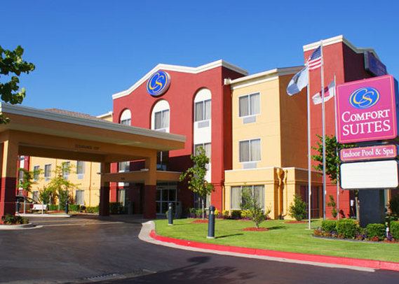 Comfort Suites Central/i-44 - Tulsa, OK