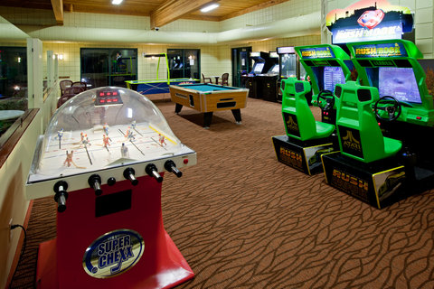 Holiday Inn Express HOLLAND - Game Room