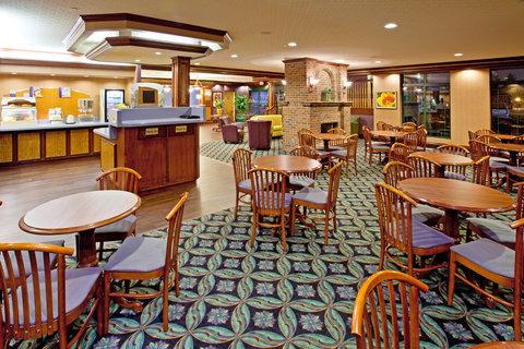 Holiday Inn Express HOLLAND - Breakfast area