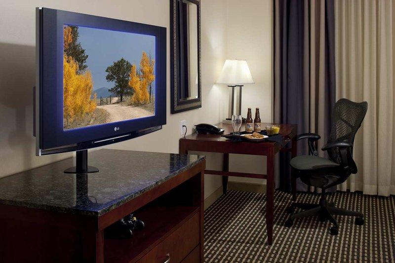 Hilton Garden Inn Denver Downtown Zimmeransicht