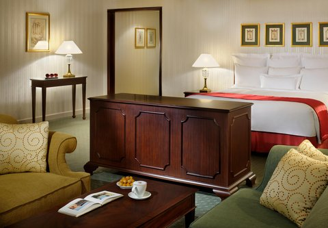 فندق ماريوت جي دبليو دبي - Executive Suite