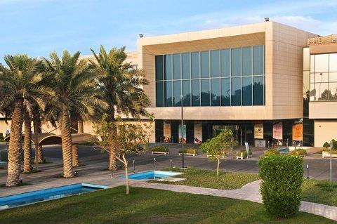 科威特希尔顿酒店 - Hotel Exterior