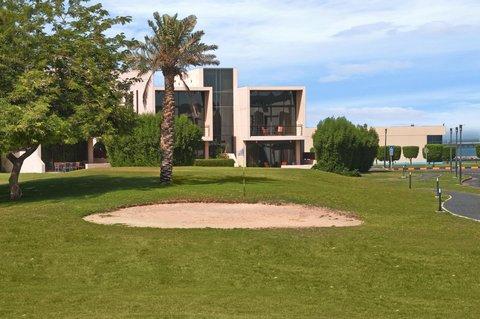科威特希尔顿酒店 - Golf