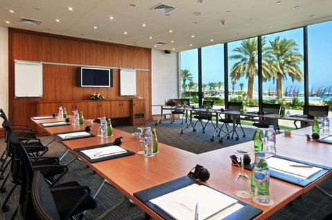 科威特希尔顿酒店 - Large Meeting Room