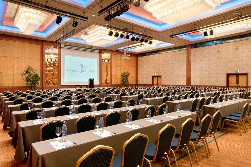 Gyeongju Hilton Konferenciaterem