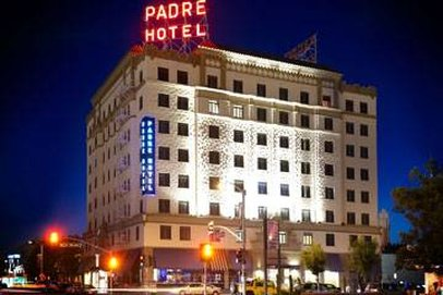 The Padre Hotel - Padre Exterior Night