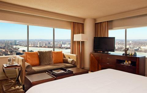 The Westin Copley Place, Boston - Guest Room Junior Suite