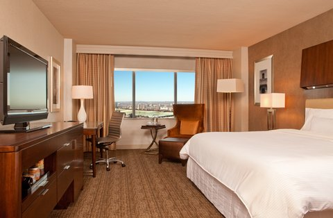 The Westin Copley Place, Boston - Guest Room Riverview King Room