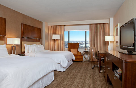 The Westin Copley Place, Boston - Double Double Room