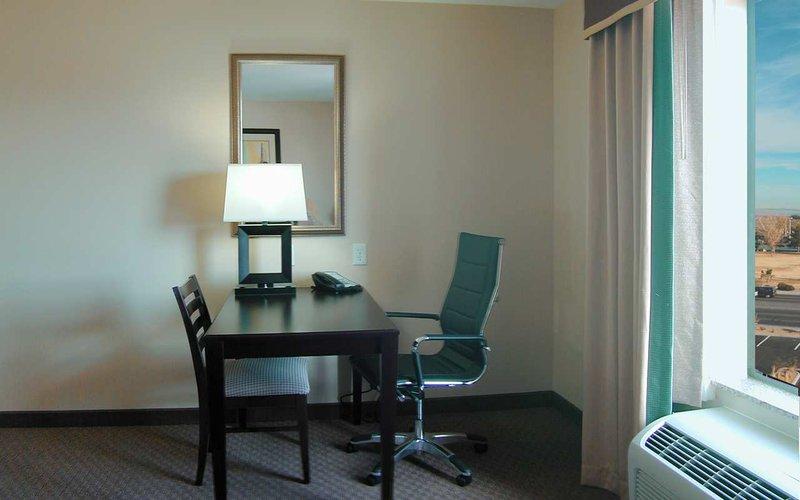 Hampton Inn & Suites Las Vegas Airport Billede af værelser
