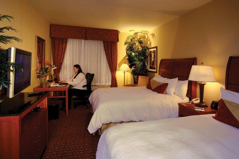 Hilton Garden Inn Las Vegas/Henderson 客室