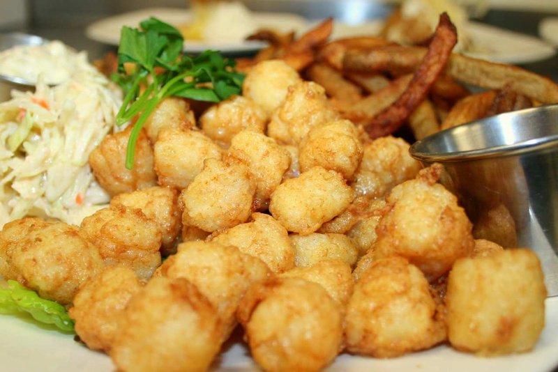 Hilton Garden Inn Providence Airport/Warwick Gastronomi