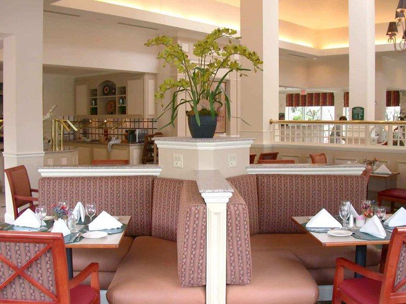 Hilton Garden Inn LAX/El Segundo Restaurang