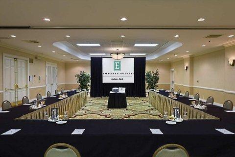 Embassy Suites Anaheim - North - U-Shaped Set-up