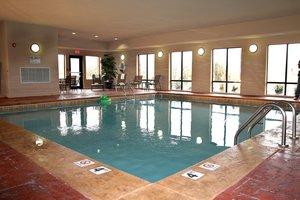 Pool - Hampton Inn Duncan