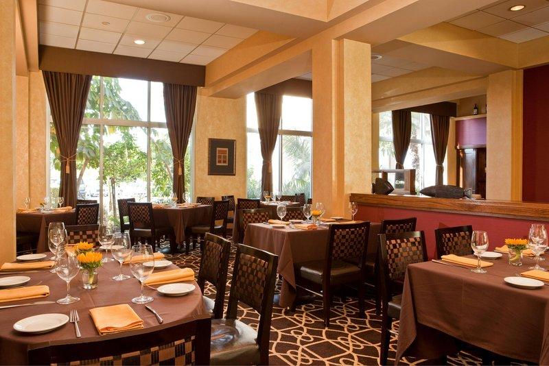 Doubletree Hotel Los Angeles/Commerce Gastronomia