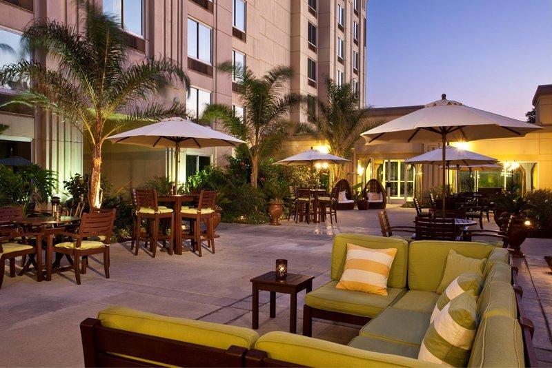 Doubletree Hotel Los Angeles/Commerce Widok z zewnątrz