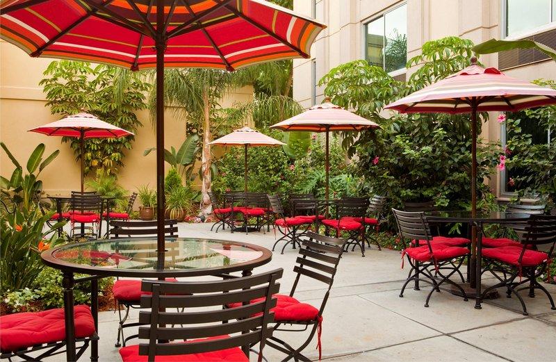 Doubletree Hotel Los Angeles/Commerce Lobby