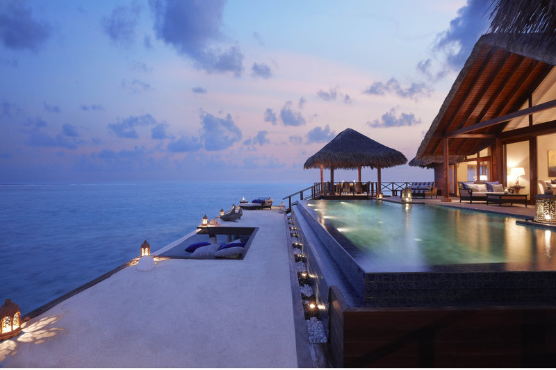 Taj Exotica Resort and Spa Rum