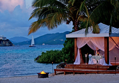 The Ritz-Carlton, St. Thomas 沙滩