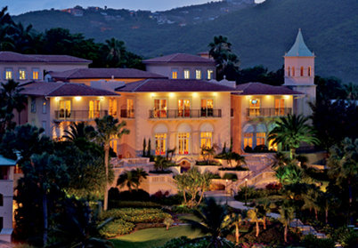 The Ritz-Carlton, St. Thomas 外景
