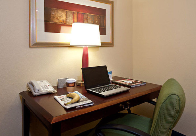 SpringHill Suites Savannah/Midtown Vista do quarto