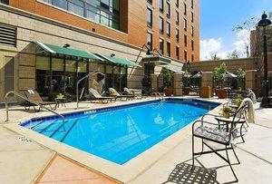 Pool - Hampton Inn & Suites Little Rock