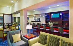 Bar - Hampton Inn & Suites Little Rock