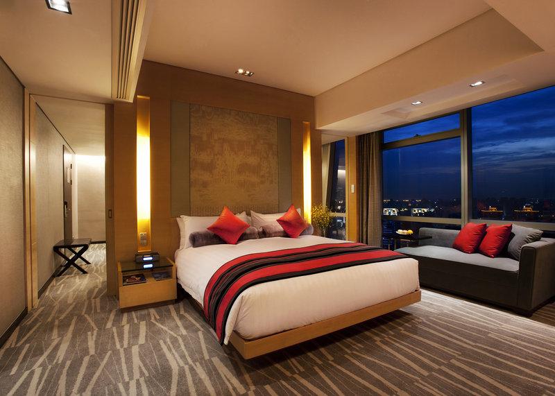Longemont Hotel Shanghai Suite