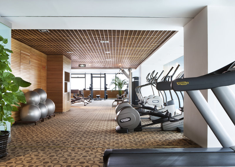 Longemont Hotel Shanghai Fitness-klub