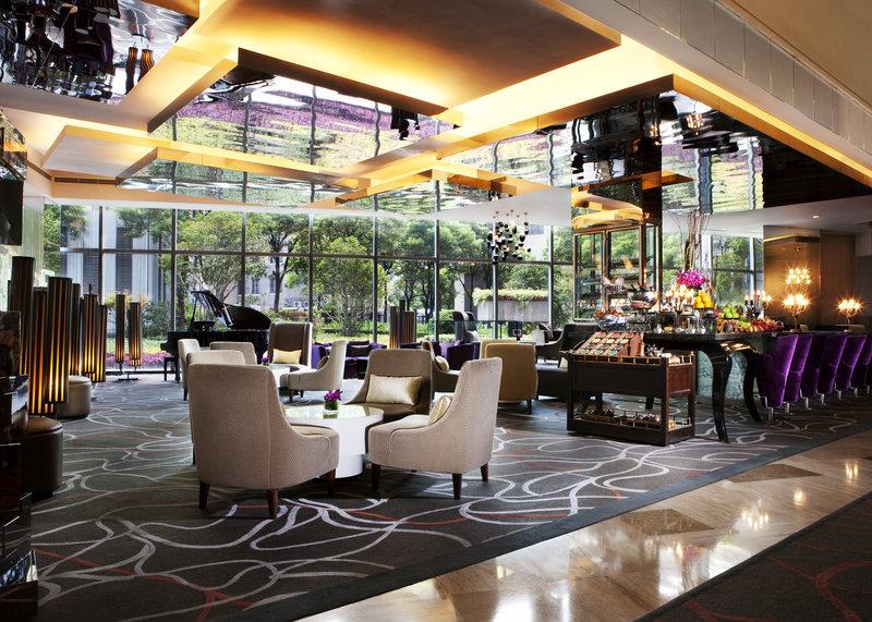 Longemont Hotel Shanghai Bar/lounge