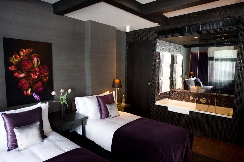 Canal House Chambre