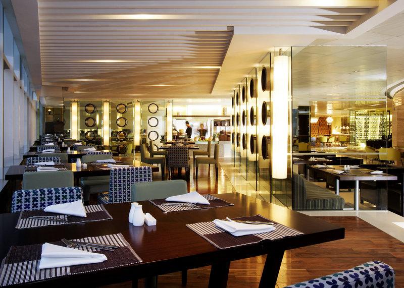 Longemont Hotel Shanghai Gastronomi