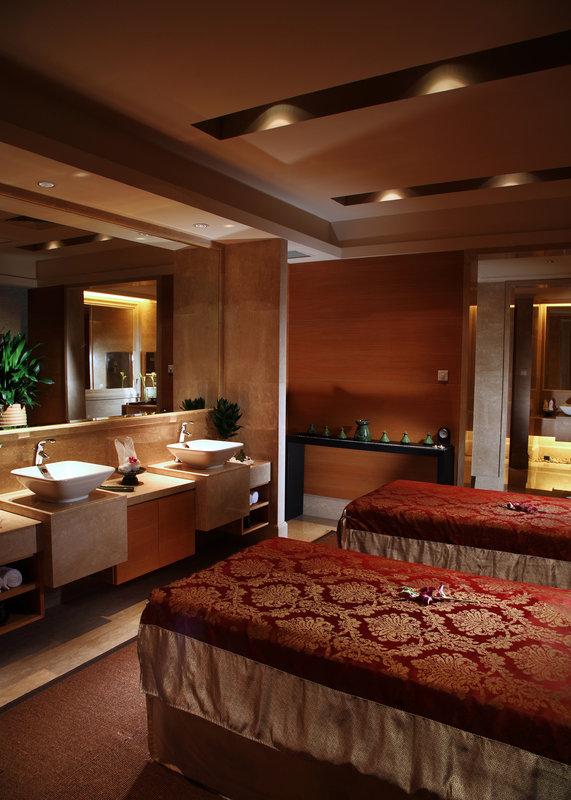Longemont Hotel Shanghai Wellnessbereich