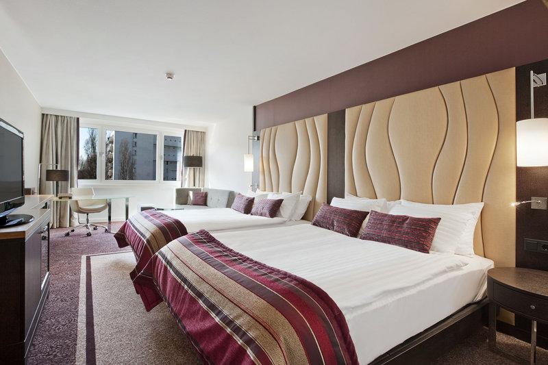 Hilton Vienna Danube Waterfront Chambre