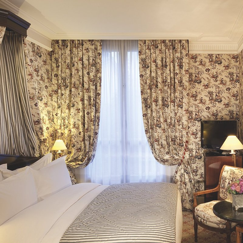 Radisson Blu Le Dokhan's Hotel, Paris Trocadero Zimmeransicht