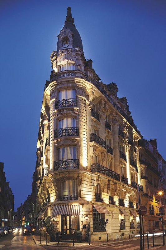 Radisson Blu Le Dokhan's Hotel, Paris Trocadero Außenansicht